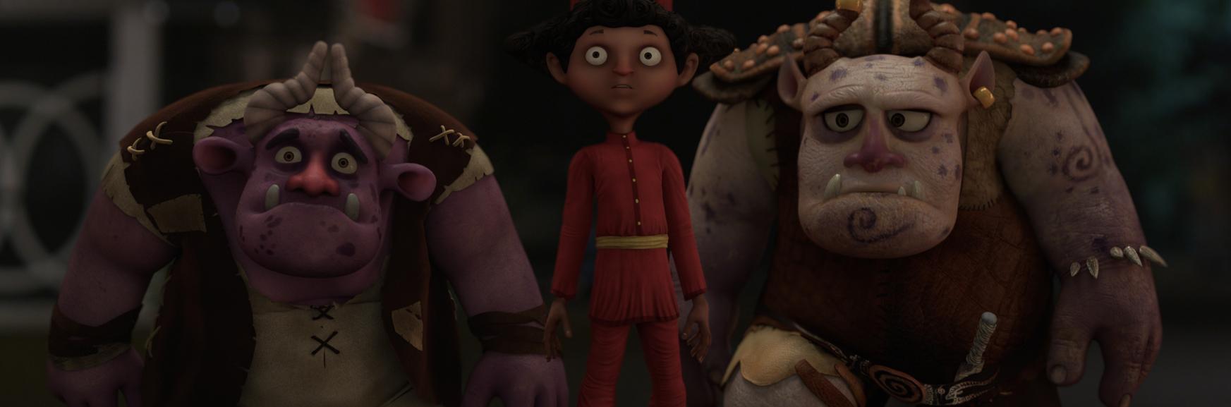 رئال انیمیشن مبارک
